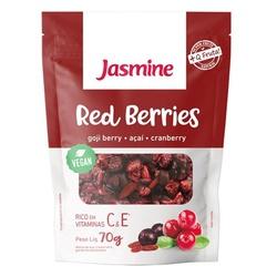 Red Berries Gojiberry, Açaí, Cranberry Vegan 70g -... - Fitoflora Produtos Naturais