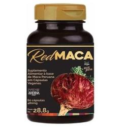 Red Maca Vegan 60 x 480mg - 17063 - Fitoflora Produtos Naturais