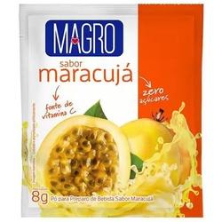 Refresco Magro Maracujá Zero 15un x 8g - 11528 - Fitoflora Produtos Naturais