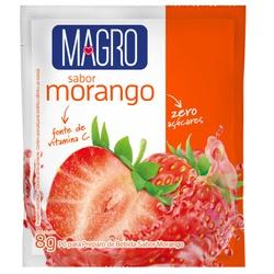 Refresco Morango Zero Display 15un X 8g - 13783 - Fitoflora Produtos Naturais