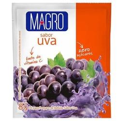 Refresco Magro Uva Zero 15un x 8g - 11525 - Fitoflora Produtos Naturais