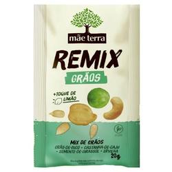 Remix Grãos Display 9x20g - 16587 - Fitoflora Produtos Naturais