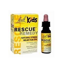 Rescue Remedy Kids 10ml - 12917 - Fitoflora Produtos Naturais
