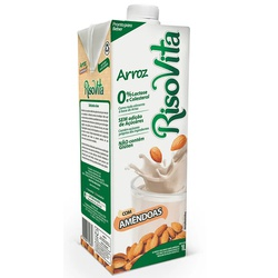 Bebida de Arroz e Amendoas 1 litro - 17286 - Fitoflora Produtos Naturais