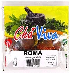 Romã 30g - 14275 - Fitoflora Produtos Naturais