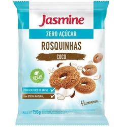 Rosquinha de Coco Zero Açúcar Vegan 150g - 4213 - Fitoflora Produtos Naturais