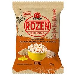 Rozen Salgadinho Multi Cereais 35g - 13192 - Fitoflora Produtos Naturais