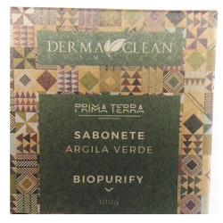 Sabonete Argila Verde 100g - 12498 - Fitoflora Produtos Naturais