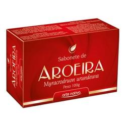 Sabonete de Aroeira 100g - 2917 - Fitoflora Produtos Naturais