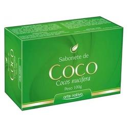 Sabonete de Coco 100g - 12030 - Fitoflora Produtos Naturais