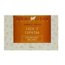 Sabonete de Coco e Copaíba 100g - 11200 - Fitoflora Produtos Naturais