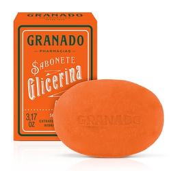 Sabonete Glicerina Amêndoa 90g - 905 - Fitoflora Produtos Naturais