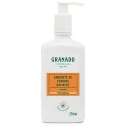 Sabonete Líquido Enxofre Antiacne 250ml - 12045 - Fitoflora Produtos Naturais