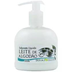 Sabonete Líquido Leite de Algodão 300ml - 14467 - Fitoflora Produtos Naturais