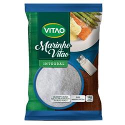Sal Marinho Integral 1kg - 17072 - Fitoflora Produtos Naturais