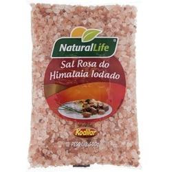 Sal Rosa do Himalaia Iodado Grosso 500g - 16082 - Fitoflora Produtos Naturais
