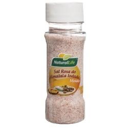 Sal Rosa do Himalaia Iodado Moído 120g - 16084 - Fitoflora Produtos Naturais