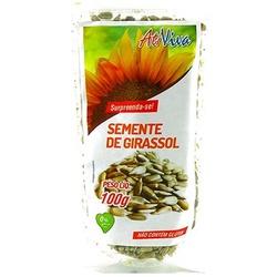 Semente de Girassol 100g - 13779 - Fitoflora Produtos Naturais