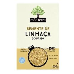 Semente de Linhaça Dourada 200g - 11622 - Fitoflora Produtos Naturais