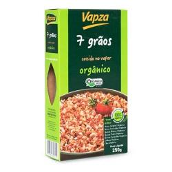 7 Grãos Orgânico Cozido no Vapor 250g - 16285 - Fitoflora Produtos Naturais