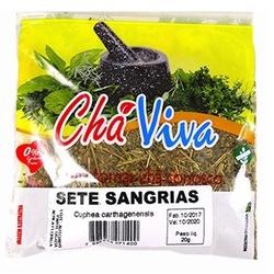 Sete Sangrias 20g - 14282 - Fitoflora Produtos Naturais