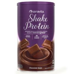 Shake Protein Chocolate Suíço 450g - 16526 - Fitoflora Produtos Naturais