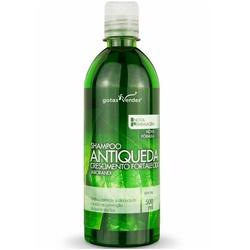 Shampoo Antiqueda Jaborandi 500ml - 10286 - Fitoflora Produtos Naturais
