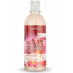 Shampoo Cabelos Coloridos Orquídea 500ml - 12549 - Fitoflora Produtos Naturais