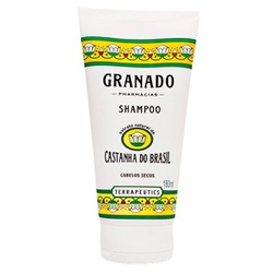 Shampoo Castanha do Brasil 180ml - 10106 - Fitoflora Produtos Naturais