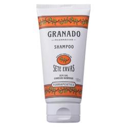 Shampoo Sete Ervas 180ml - 10098 - Fitoflora Produtos Naturais