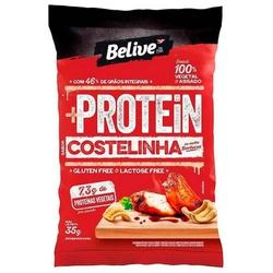 Protein Snack Belive Costelinha ao Molho Barbecue ... - Fitoflora Produtos Naturais