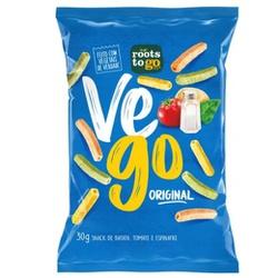 Snack Vego Sour Original 80g - 17743 - Fitoflora Produtos Naturais