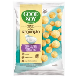 Snack Requeijão 25g - 17826 - Fitoflora Produtos Naturais