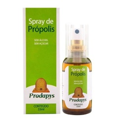 Spray de Própolis Sem Álcool, Sem Açúcar Prodapys ... - Fitoflora Produtos Naturais
