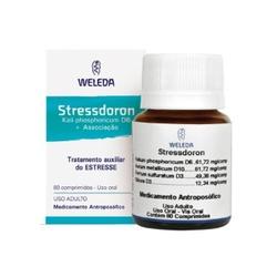 Stressdoron 80 comprimidos - 1919 - Fitoflora Produtos Naturais