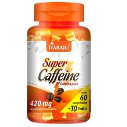 Super Caffeine 60 caps x 420mg - 14484 - Fitoflora Produtos Naturais