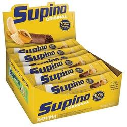 Supino Original Banana ao Leite Display 16un x 24g... - Fitoflora Produtos Naturais
