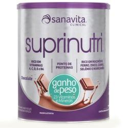 Suprinutri Chocolate 400g - 16819 - Fitoflora Produtos Naturais