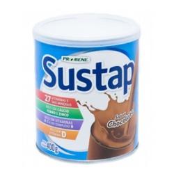 Sustap Sabor Chocolate 400g - 16910 - Fitoflora Produtos Naturais