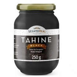 Tahine Black Vegano 250g - 17456 - Fitoflora Produtos Naturais