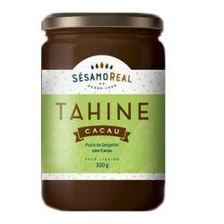 Tahine Cacau Vegano 320g - 17163 - Fitoflora Produtos Naturais