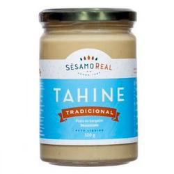 Tahine Sésamo Real 320g - 12162 - Fitoflora Produtos Naturais