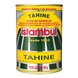 Tahine 500g - 11748 - Fitoflora Produtos Naturais
