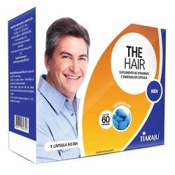 The Hair Men 60 caps x 750mg - 14554 - Fitoflora Produtos Naturais