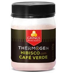 Thermogen Hibisco com Café Verde 100g - 15627 - Fitoflora Produtos Naturais