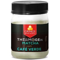 Thermogen Matchá com Café Verde 100g - 15629 - Fitoflora Produtos Naturais