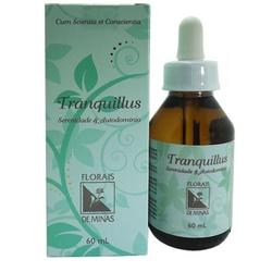 Tranquillus 60ml Fi-Essencias - 17665 - Fitoflora Produtos Naturais