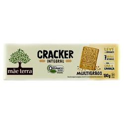 Cracker Tribos Orgânico Integral Multigrãos 130g -... - Fitoflora Produtos Naturais