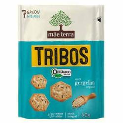 Biscoito Tribos Orgânico Original Multigrãos 50g -... - Fitoflora Produtos Naturais