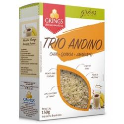 Trio Andino Chia/Quinoa/Amaranto 150g - 15631 - Fitoflora Produtos Naturais